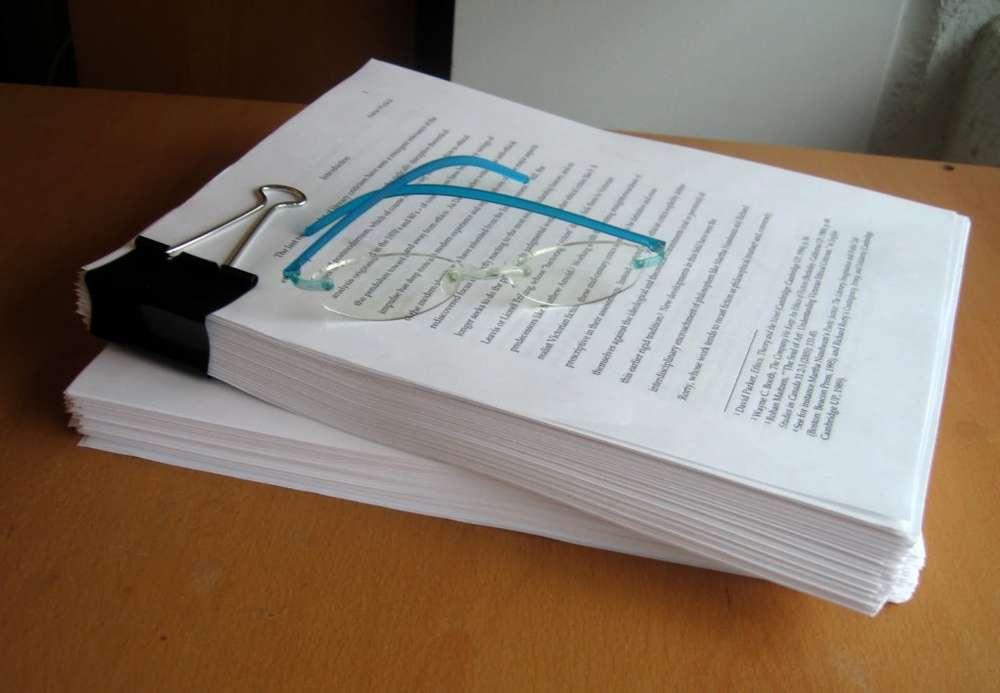 قالب جدیدی برای پایان نامه ها