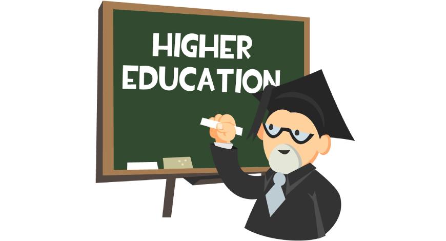 تحصیلات تکمیلی یا تحصیلات عالی